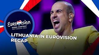 Lithuania in Eurovision (1994-2021)   RECAP