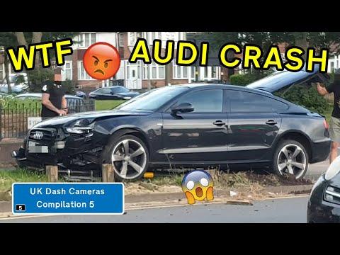 UK Dash Cameras - Compilation 5 - 2020 Bad Drivers, Crashes + Close Calls