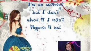 The Show - Lenka with lyrics (Music Video) (HQ)