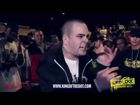 KOTD - Rap Battle - Osa vs Quake