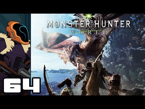 Let's Play Monster Hunter World - PS4 Gameplay Part 64 - Dragon Huntin