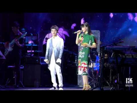 周深zhou Shen/黃齡isabelle Huang 驚鴻一面 《深齡其境》演唱會 2019年5月18日 上海