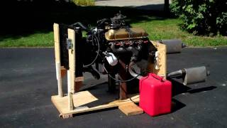 1965 289 FORD ENGINE MATCHING NUMBERS 3