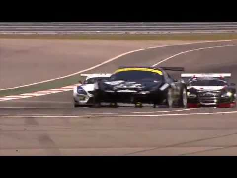 FIA GT3 2011, Navarra Race 1 - Highlights
