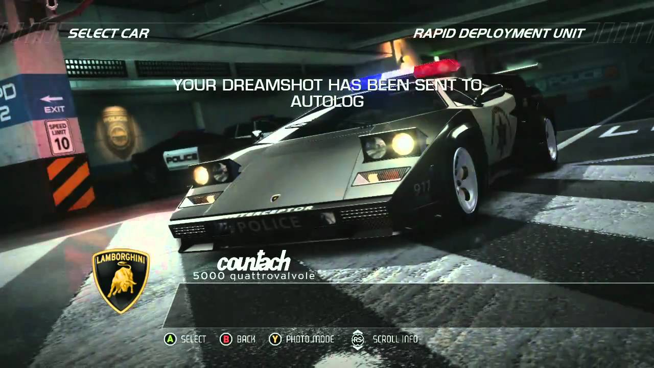 need for speed hot pursuit lamborghinis untamed dlc achievements youtube. Black Bedroom Furniture Sets. Home Design Ideas