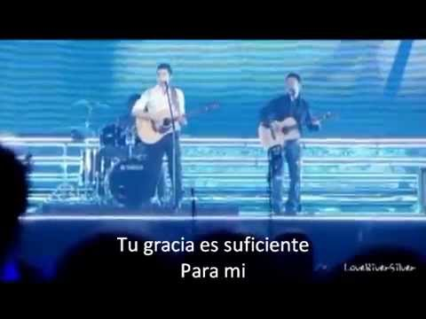 Your grace in enough- Choi Siwon ft Pastor Johnny Lee (3rd wave) (sub español)