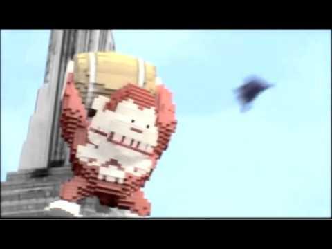 Pixels Cortometraje 2010