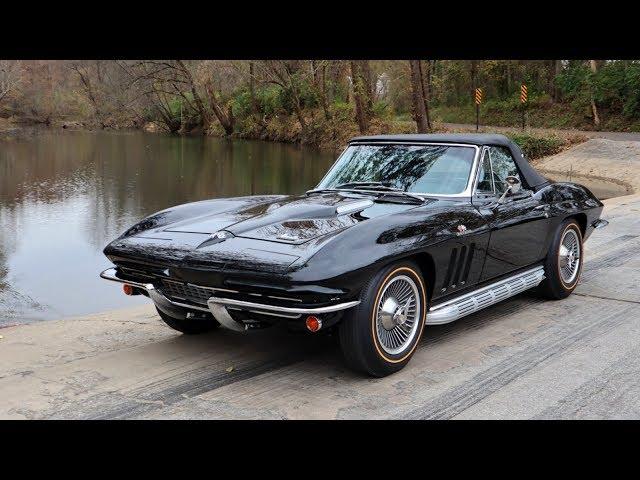 1966 Chevrolet Corvette 427 Big-block V8