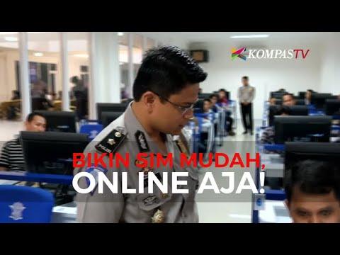 Bikin SIM Mudah, Online Aja!