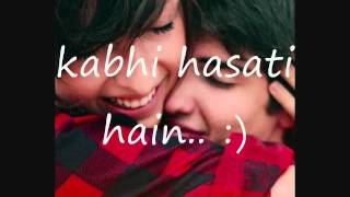 Tum Meri Ho-Raeth With Lyrics