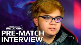 Pre-final interview with TNC RAVEN, SL i-League Invitational Season 2 (RU Subs)