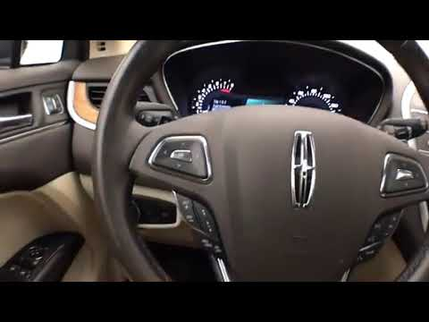 Used 2015 Lincoln MKC WISCONSIN, WI #E2113X - SOLD