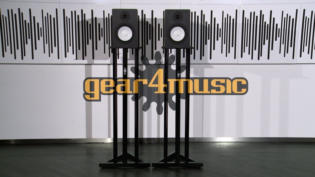 Pangea Audio LS300 Speaker Stands 28 Inch Pair
