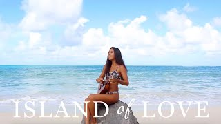 Honoka - Island Of Love (Official Lyric Video)