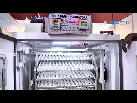 Indian Incubation Systems | Egg Incubator Manufacturers | Poultry India Expo 2019 Hyderabad
