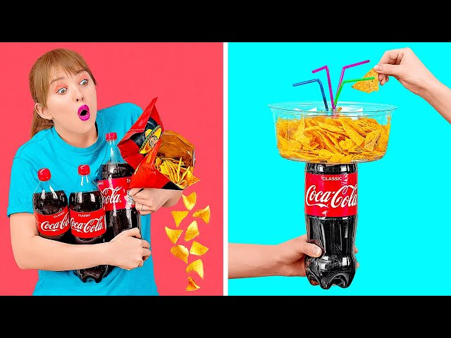 EASY HACKS WITH SIMPLE THINGS || Funny Life Hacks For Any Occasion by 123 GO!