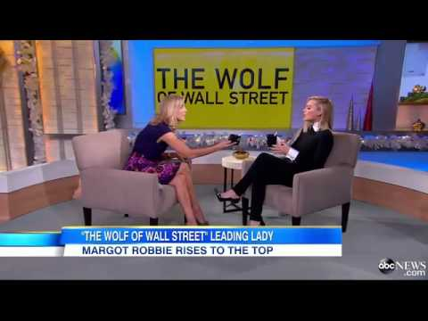 Margot Robbie Interview: Actress Masks Australian Accent in `The Wolf of Wall Street