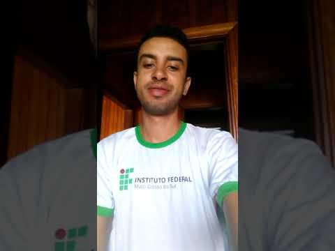 Agora Sou Novo Aluno Do IFMS Campus Naviraí MS - Cursando Em Agronomia Por 5 Anos!!!