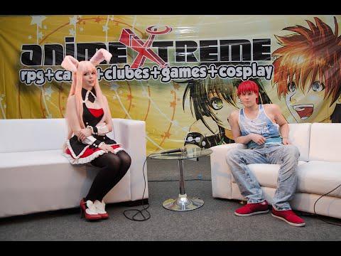 AnimeXtreme 2015 - COSPLAY SHOWCASE