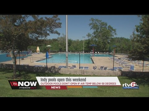 Tips For Summer: 8 Indy Pools Open For Memorial Day Weekend