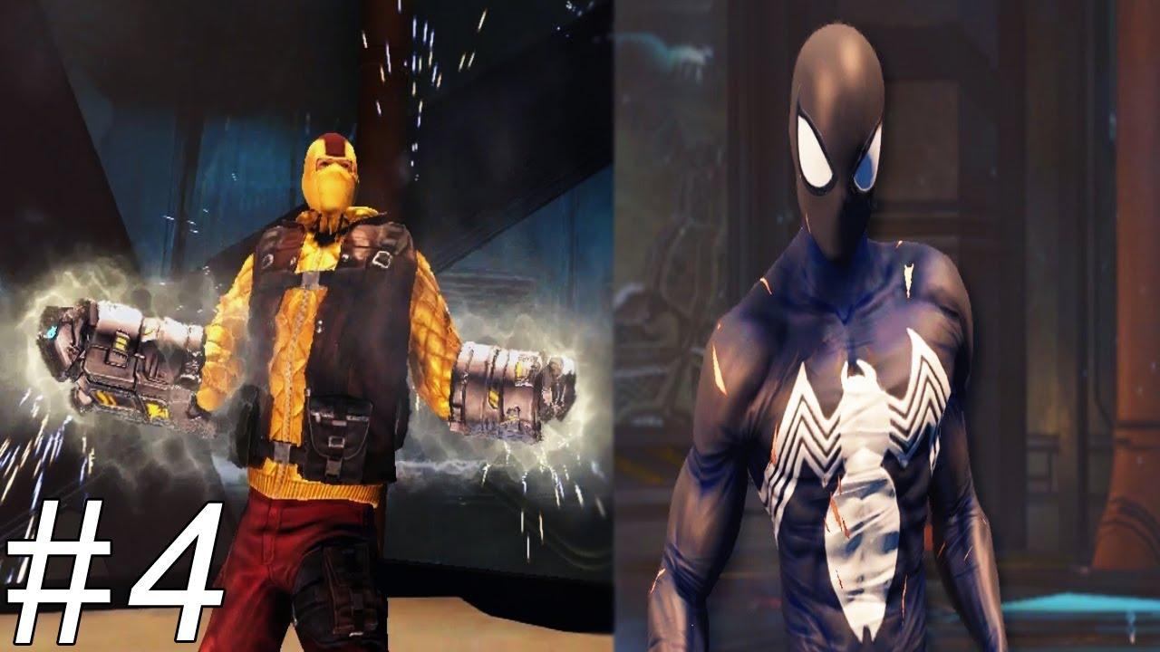 """The Amazing Spider Man 2 Video Game Walkthrough Part 4 ..."