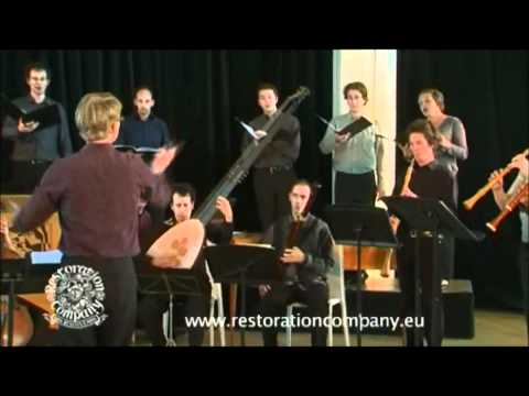 HENRY PURCELL, BIRTHDAY ODE: KINDLY TREAT MARIA'S DAY (Z.321)