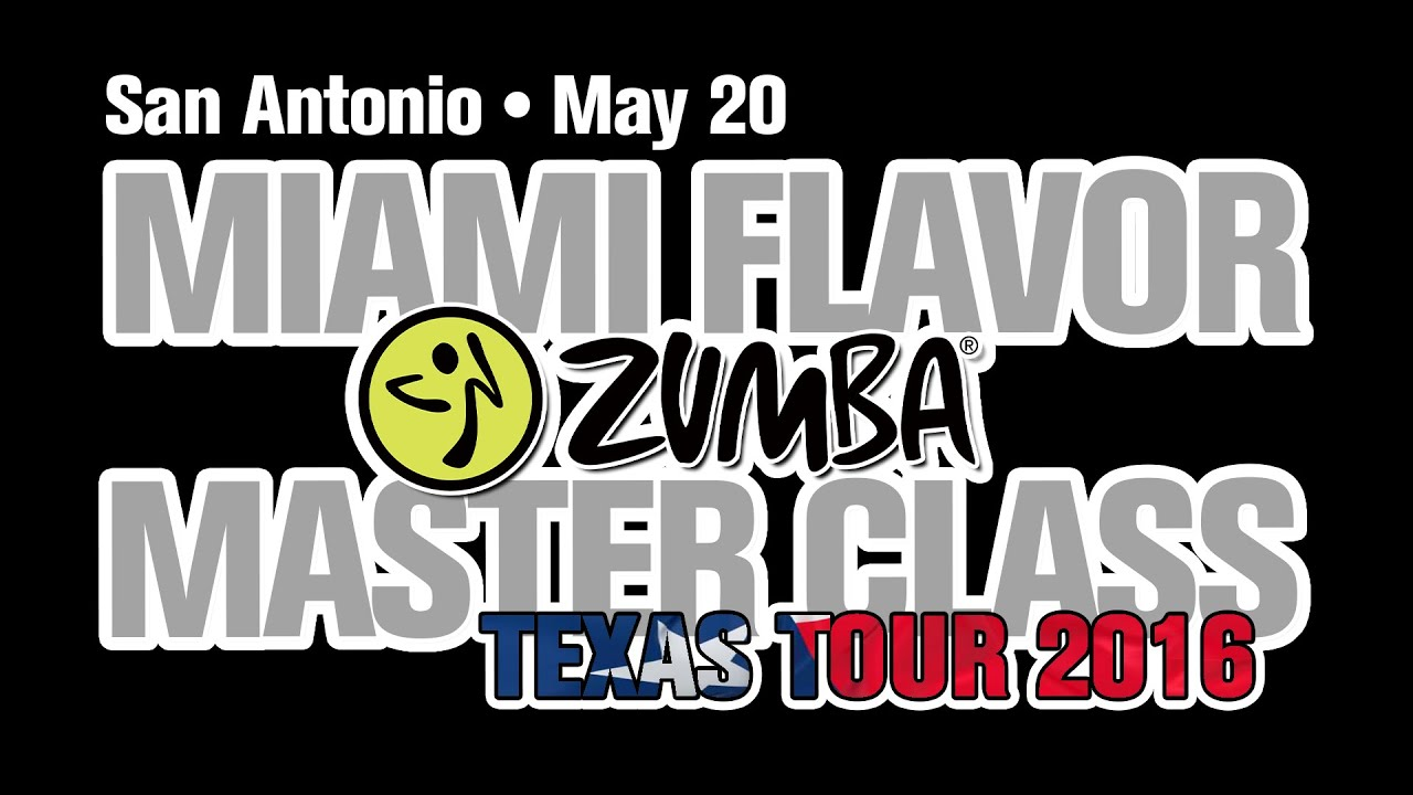 Miami Flavor Master Class 2016 San Antonio Official