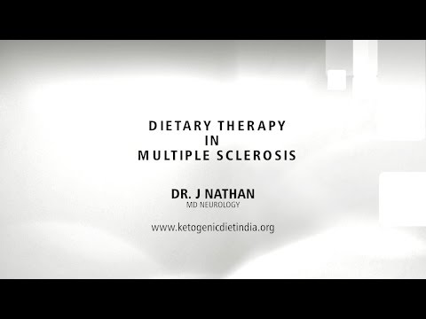 Dietary Therapy in Multiple Sclerosis