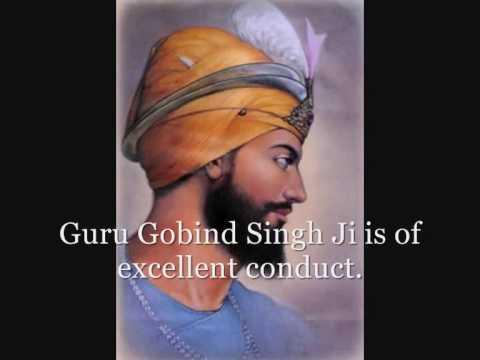 Sublimity of Sri Guru Gobind Singh Ji - Nasro Mansoor