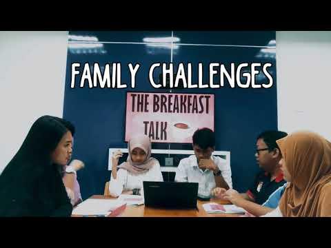 LMCE3011 SPEECH COMMUNICATION THE BREAKFAST TALK