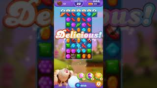 Candy Crush FRIENDS Saga level 50 no boosters