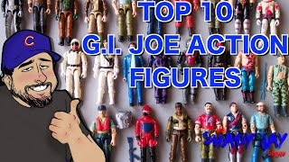 G.I. Joe Action Figures - Top 5 Friday