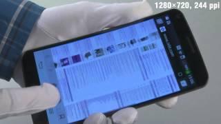 Обзор LG G Flex - смартфон с изогнутым экраном