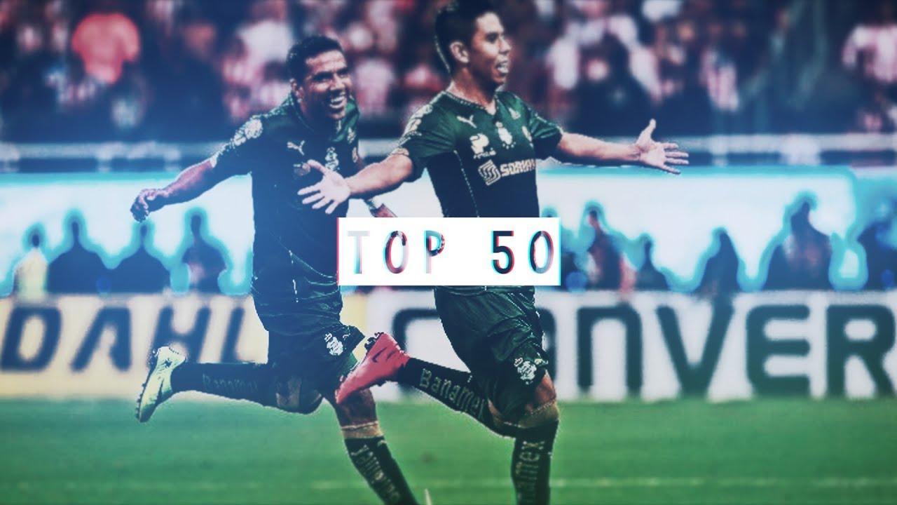 50 mejores goles: