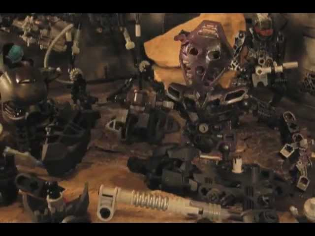 BIONICLE-Pilot Episode; Project Toa Opening