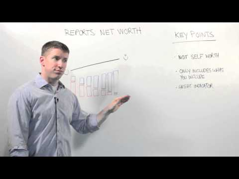 Net Worth, Not Self Worth | Whiteboard Wednesday: Episode 15