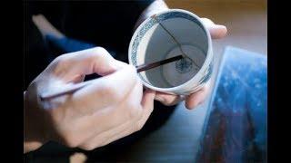 La tecnica giapponese per riparare la ceramica rotta che vi farà riflettere