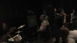 "Negative Approach  - ""Nothing"" &  "" Borstal Breakout ""  12.6.2009"