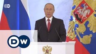 Застойное шоу Путина, или Как в Германии восприняли речь президента РФ