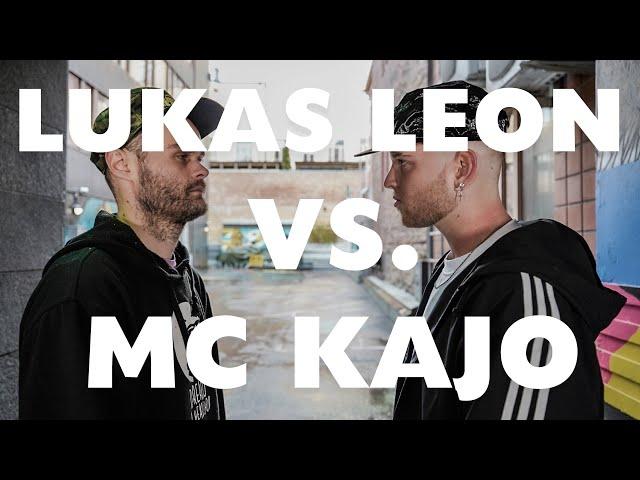 Lukas Leon Vs. MC Kajo