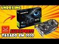 UNBOXING #01: COMPREI A PLACA DE VÍDEO GIGABYTE GTX 750 TI 2GB NO ALIEXPRESS E FUI TAXADO!!
