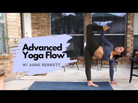 Advanced Yoga Flow | Anne Bennett