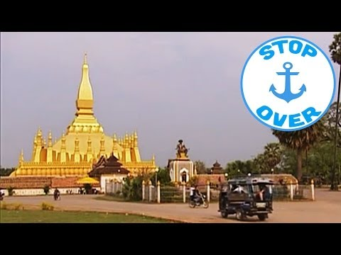 A river and its people, the Mekong river (Wat Phou) (Documen