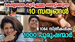 Top 10 Unknown Facts about Kerala | കേരള...