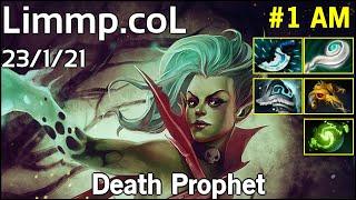 Limmp [coL] Death Prophet - Dota 2  7.19
