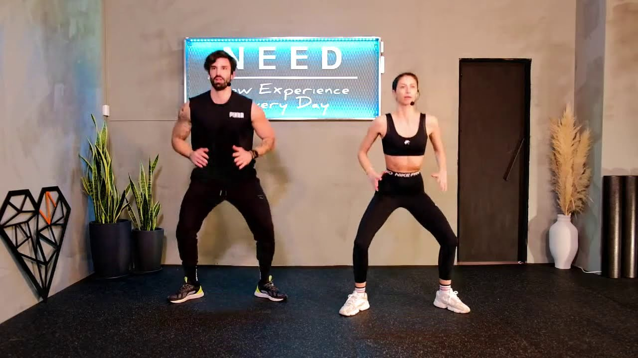 Legs, Glutes & Abs Workout  #Bodyweight #21ΜΕΡΕΣ- Challenge #LIVE
