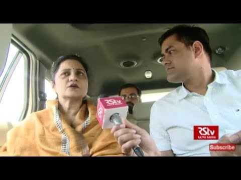 People unhappy with both Congress & INLD, says BJP's Sirsa candidate Sunita Duggal.