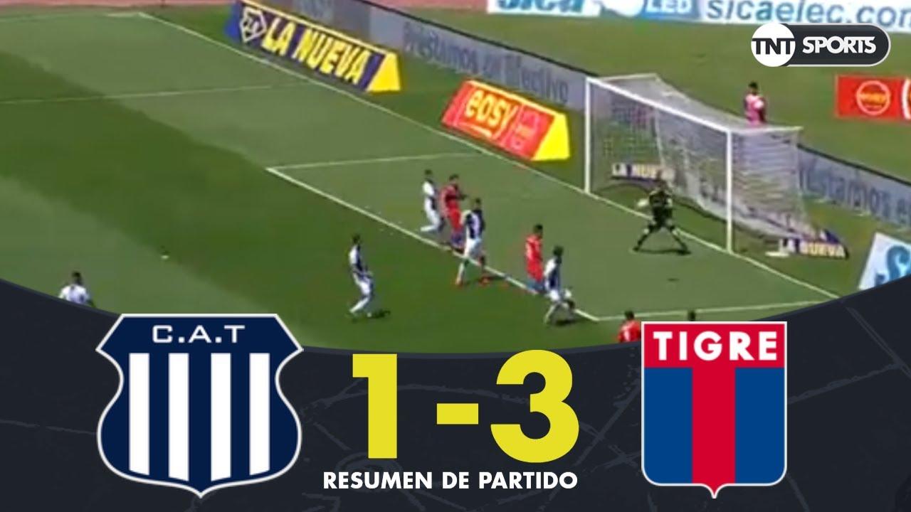 Resumen de Talleres vs Tigre (1-3) | Fecha 23 - Superliga Argentina 2018/2019