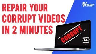 How to Repair Corrupt or Damaged MOV, MP4, F4V, M4V, 3GP, & 3G2 Videos?