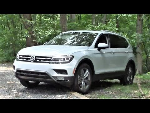 VW Tiguan Road Test & Review by Drivin' Ivan